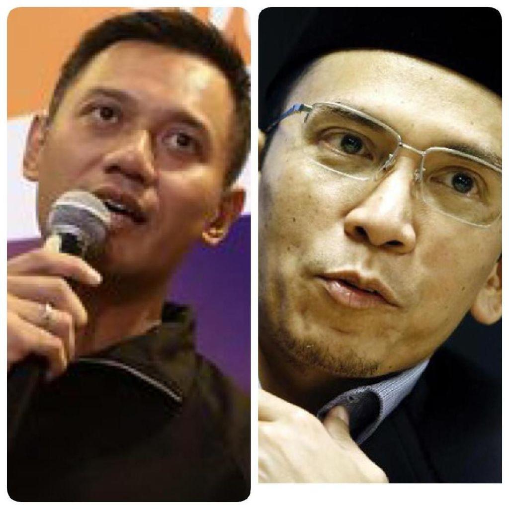 Membandingkan Kekuatan AHY dan TGB, Kandidat PD di Pilpres