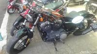 Wah, Anak SMA di Jakarta Ada yang Naik Harley