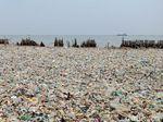 Lautan Sampah di Teluk Jakarta dan Budaya Buang Sembarangan