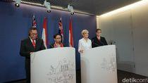 RI-Australia Perkuat Kerja Sama Perangi Narkoba-Terorisme