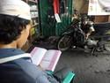 Alhamdulillah, Ngaji di Bengkel Motor Ini Gratis Biaya Servis