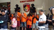 WNI Pelaku Skimming Direkrut 4 WNA di Tempat Hiburan Bali
