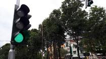 Lampu Lalu Lintas Nyanyi di Jaksel, Dishub: Untuk Pendidikan