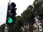 Foto: Lampu Lalin Unik di Dunia: Bisa Nyanyi hingga Ikon Pasangan