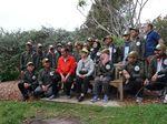 Video Jokowi dan 18 Pelajar Milenial di Sdyney