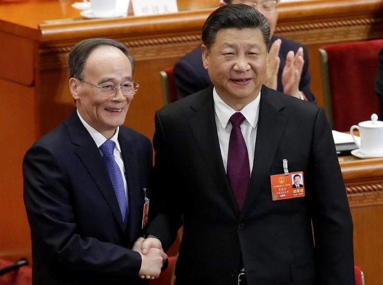 Xi Jinping Resmi Terpilih Jadi Presiden China untuk Periode Kedua