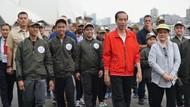 Makan Malam dengan PM Australia, Jokowi Dijamu Ikan