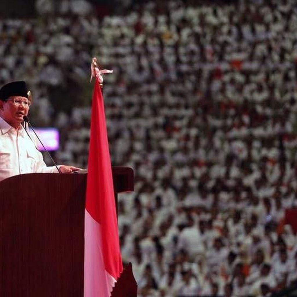 Gerindra: Prabowo Jawab Kepastian Nyapres Awal April