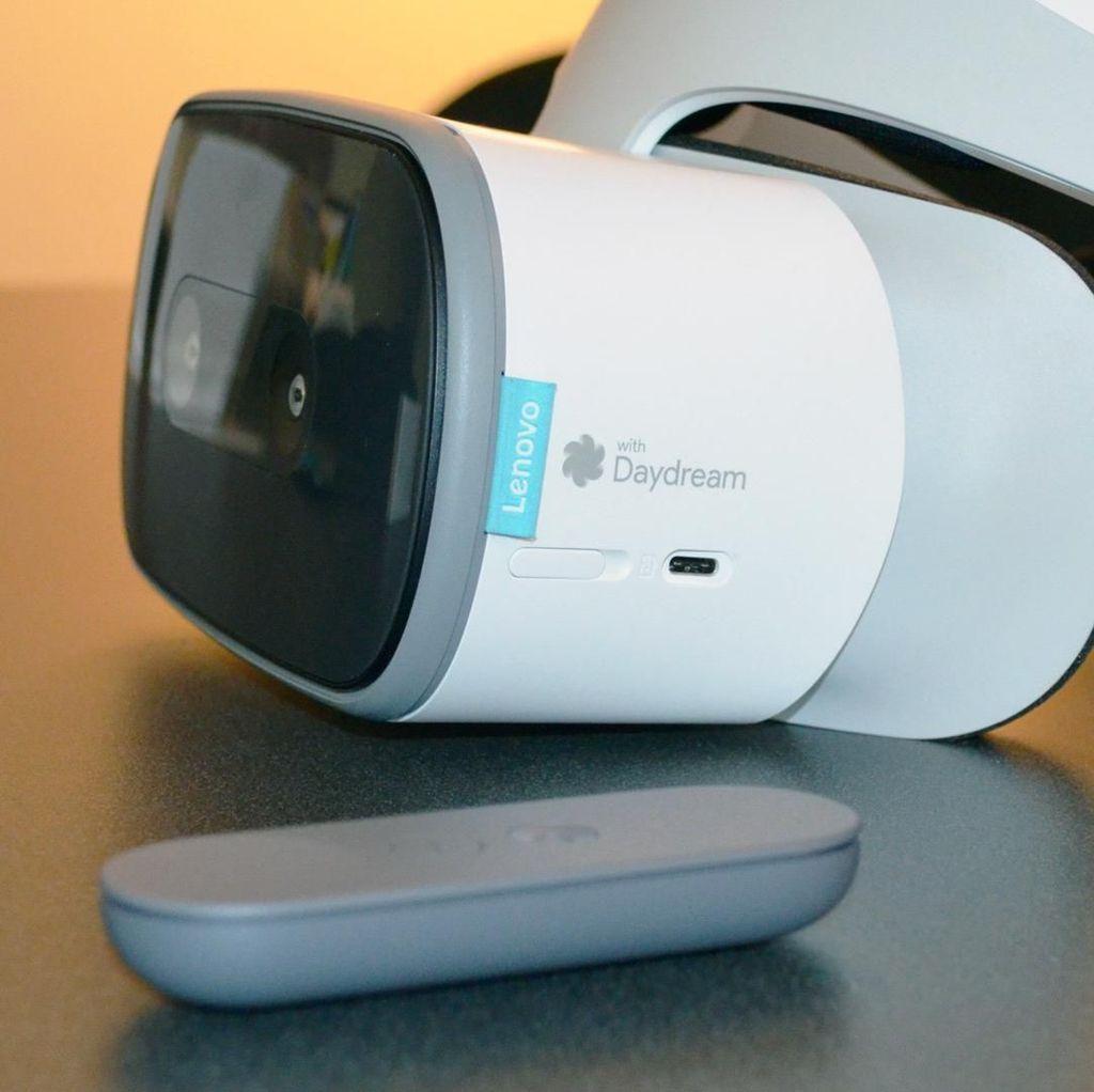 Headset VR Lenovo Mirage Solo Sudah Bisa Dipesan, Harganya?