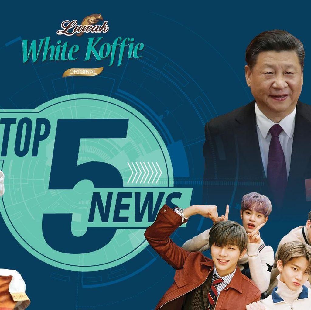 Xi Jinping Presiden China Lagi, Nyepi Tanpa Internet