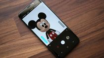 Sekarang AR Emoji Bisa Pakai Wajah Mickey Mouse cs
