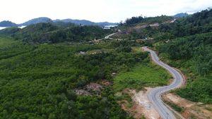 Rancak Bana Jalan ke Raja Ampatnya Sumatera
