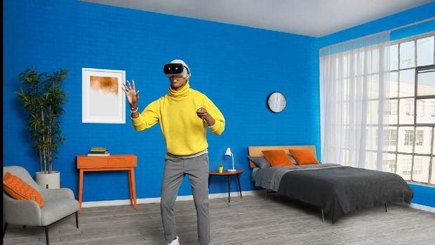 Headset VR Standalone Lenovo Sudah Bisa Dipesan, Harganya?