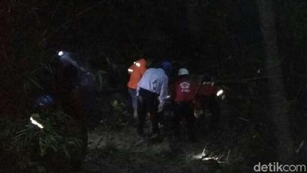 Mayat Wanita Tak Dikenal Ditemukan di Hutan Tinjomoyo Semarang