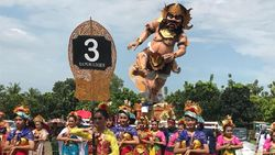 Rayakan Nyepi di Ancol, Minggu Ada Pawai Ogoh-ogoh yang Seru