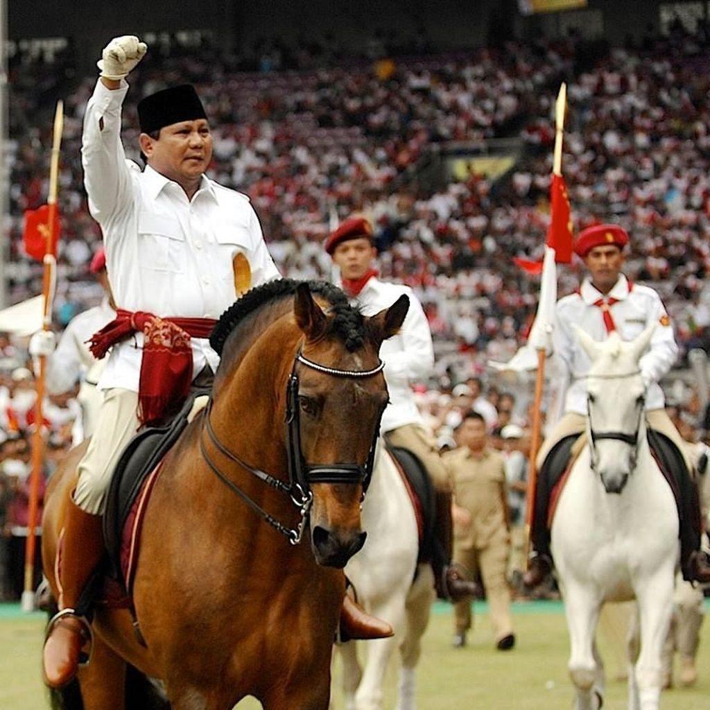 Menguji Data Prabowo Soal Indonesia Bubar 2030