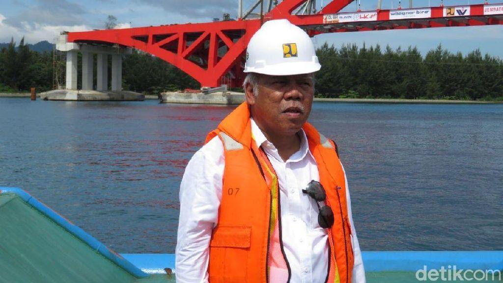 Ada Jembatan Holtekamp, Jayapura ke Perbatasan Cuma 30 Menit