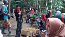 Pasar Anti Mainstream yang Hanya Ada di Lampung