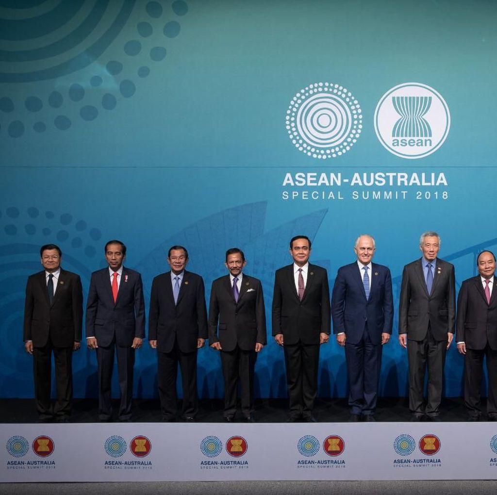 KTT ASEAN-Australia Hasilkan Deklarasi Sydney, Apa Itu?
