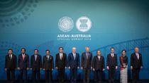 ASEAN-Australia Teken MoU Penanggulangan Terorisme Siber