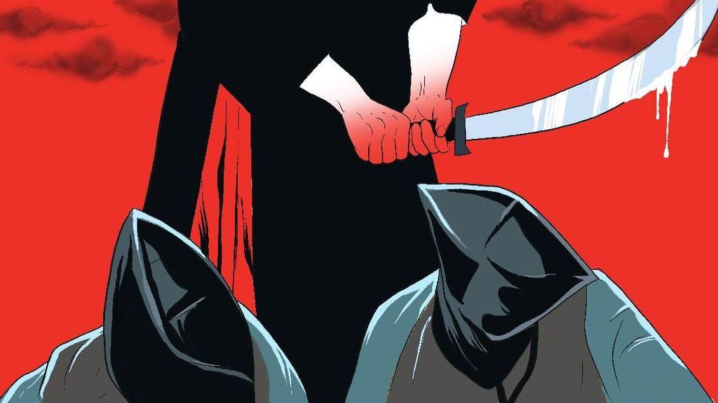 Kisah Algojo Hukuman Pancung saat Eksekusi Wanita dan Teman Sendiri