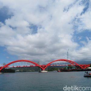 Jembatan Holtekamp di Papua Bisa Rampung 2 Bulan Lebih Cepat