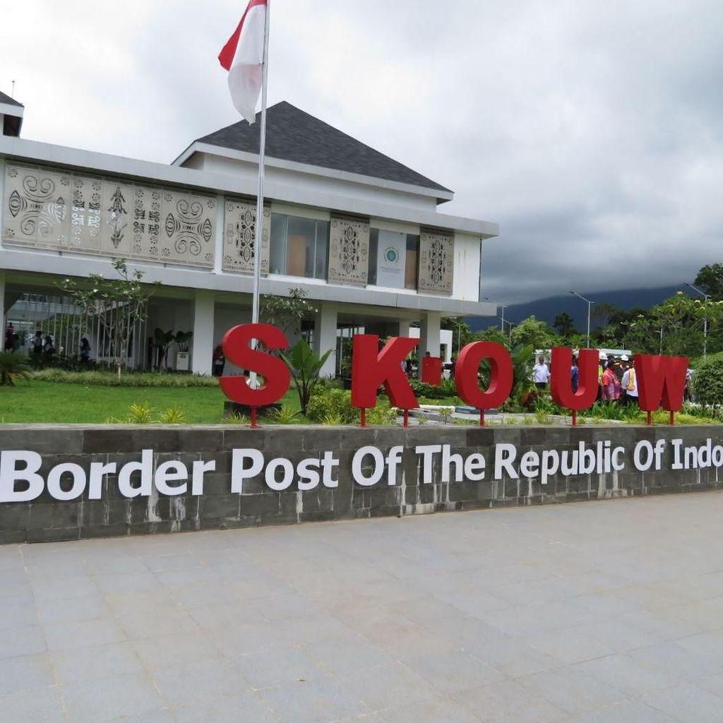 Dipermak, Pos Perbatasan RI di Papua Kini Jadi Tempat Wisata