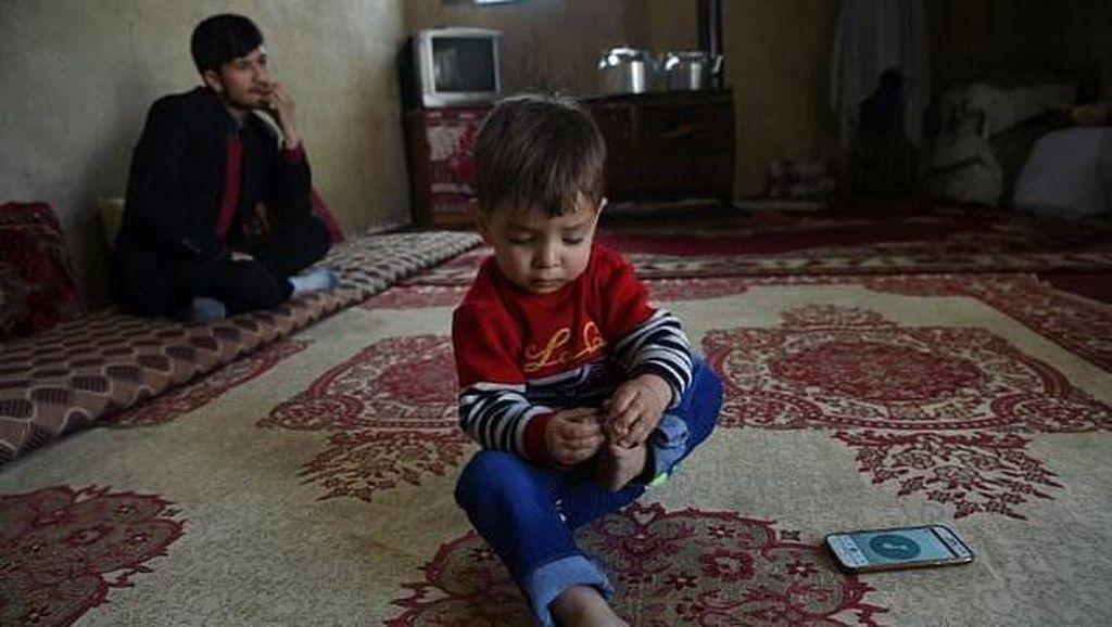 Bayi Donald Trump Picu Kehebohan di Afghanistan