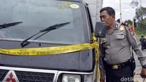 Sempat Kejang-kejang, Sopir Mobil Boks di Sukabumi Tewas
