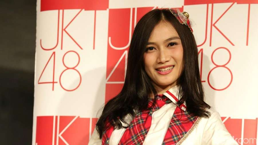 Lihat Senyum Manis Melody JKT48, Bikin Sabtu Kamu Lebih Ceria