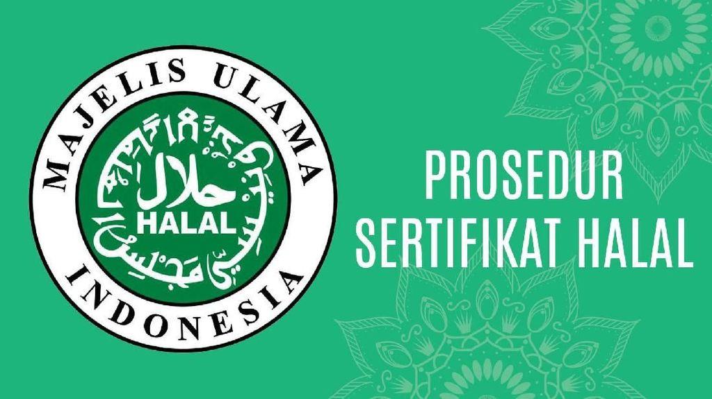 Begini Prosedur Urus Sertifikasi Halal MUI