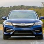 Honda Accord Hybrid Dijual Lebih Murah