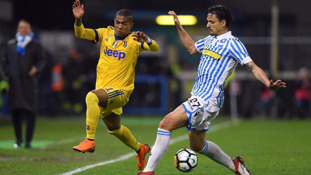 Juventus Ditahan SPAL Tanpa Gol