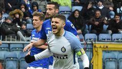 Icardi Empat Gol, Inter Libas Sampdoria 5-0