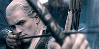 Orlando Bloom memerankan Legolas di LOTR.