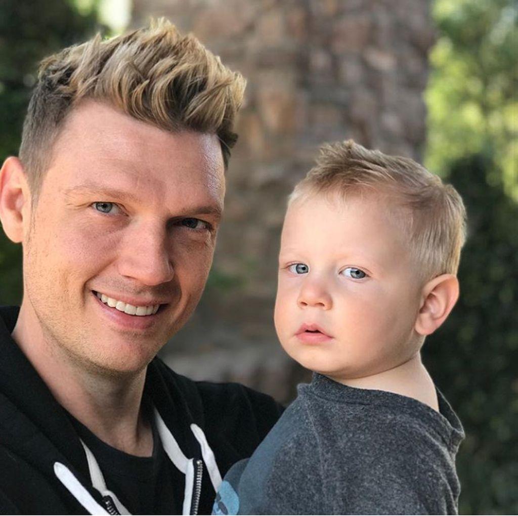 Nick Carter dan Kesehariannya Jadi Seorang Ayah