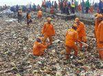 Pembersihan Teluk Jakarta Dilanjut Pagi Ini, Begini Kondisinya