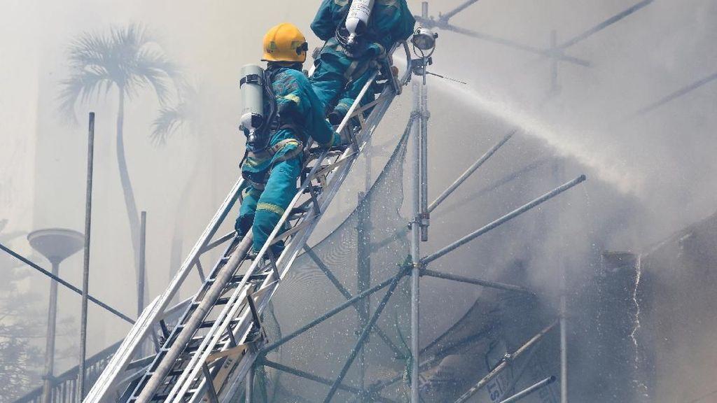 Hotel di Filipina Terbakar, 3 Orang Tewas dan 2 Hilang