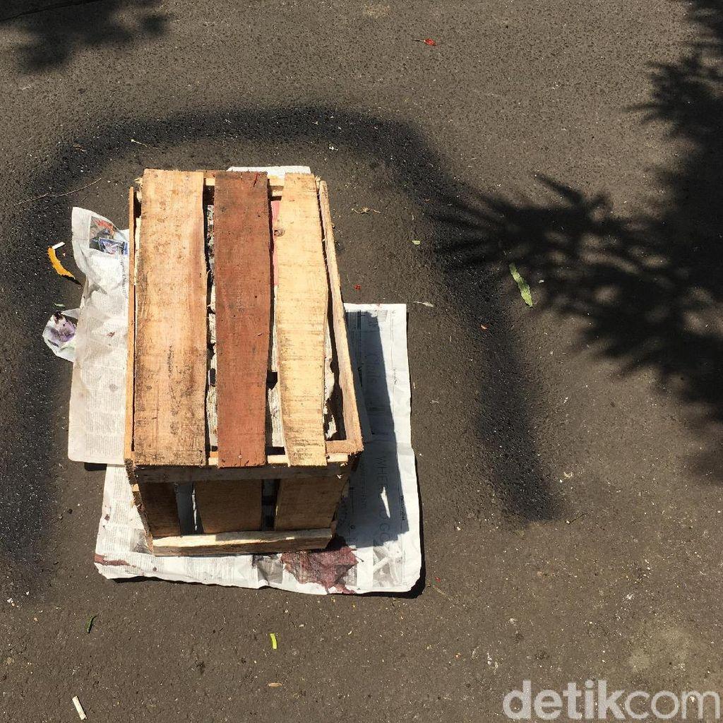 Polisi: Pengawas Rusun Pasar Rumput Bersalah soal Besi Jatuh