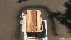 5 Saksi Diperiksa Terkait Besi Rusun Pasar Rumput Timpa Warga
