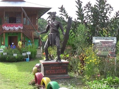 Meski Terpencil, Museum Ini Simpan Kekayaan Budaya Bolaang Mongondow