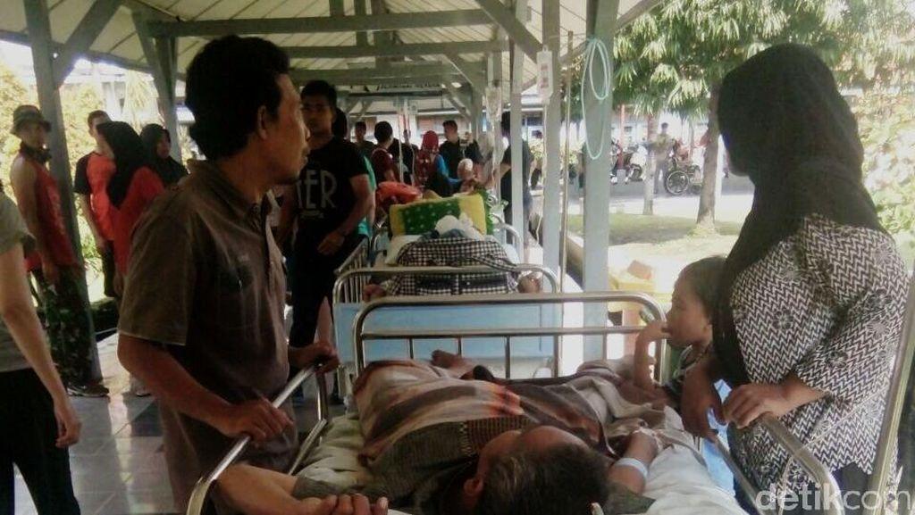 Satu Ruangan di RSAL Surabaya Ambruk, Sejumlah Pasien Dievakuasi