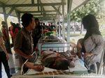 Ruangan di RSAL Surabaya Ambruk, Sejumlah Pasien Dievakuasi