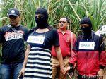 Suasana Reka Ulang Tewasnya Wakil Ketua DPC PPP Jombang