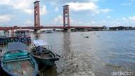 Generasi Milenial, Diputus Cinta Terjun dari Jembatan Ampera