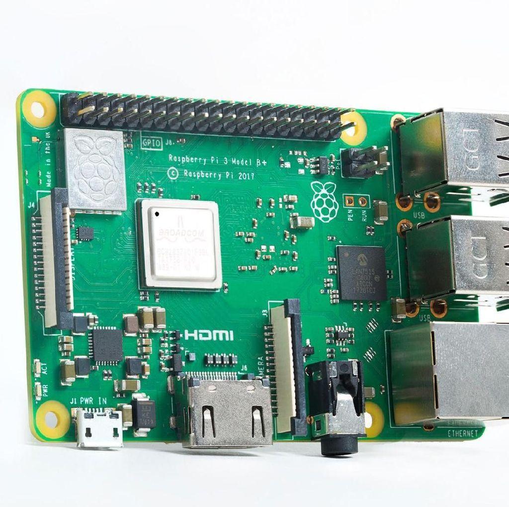 Raspberry Pi 3 Kini makin Kencang