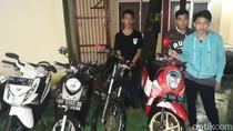 Bubarkan Geng Motor Onar di Makassar, Polisi Tangkap 3 Siswa SMA