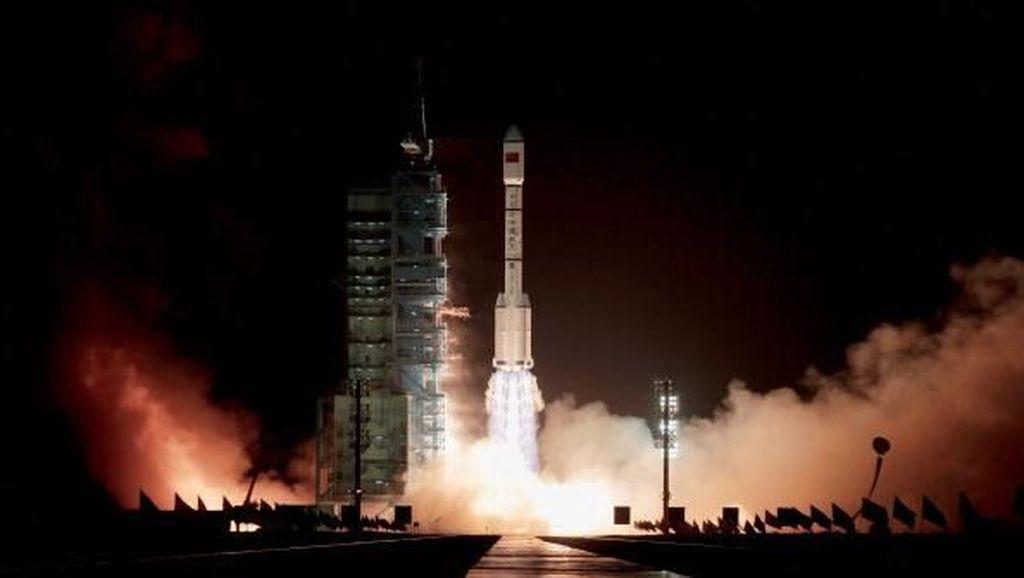 Tiangong-1, Stasiun Antariksa China yang Bikin Heboh