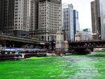 Sungai Chicago Berubah Jadi Hijau, Kok Bisa?