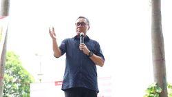 Di UI, Ketua MPR Ajak Mahasiswa Sambut Pilkada Tanpa Kebencian